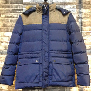 Siyu Navy New Design Hoody Man Jackets with High Quality (sytn002) pictures & photos