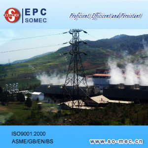 Geothermal Power Plant EPC Contractor pictures & photos