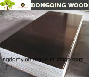 Finger Joint Film Faced Construction Plywood with 1220X2440mm
