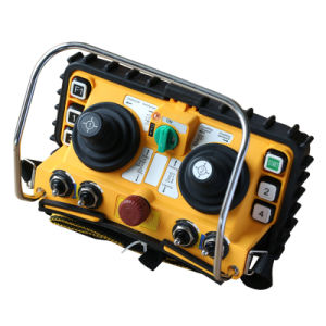 Telecrane F24-60 Industrial Joystick Remote Controller for Tower Crane pictures & photos
