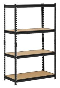 Quality 4 Layers Light Duty Shelving pictures & photos