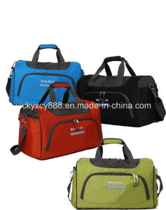 Waterproof Men Women Casual Sports Travel Bag Handbag (CY6934) pictures & photos