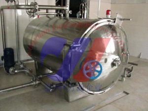 Counter Pressure Autoclave Sterilizer Vacuum Package Sterilizer pictures & photos