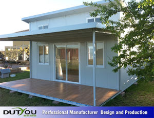 New Designed Prefabricated Steel Container Villa (BR HS-4106)