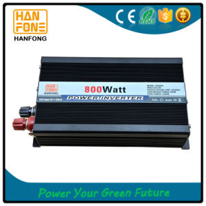 China Supplier Power Inverter 800W Car Converter for Home Use