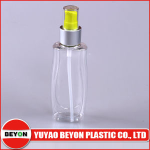 5 Ounce Clear Pet Plastic Cosmetic Bottle (ZY01-D015)