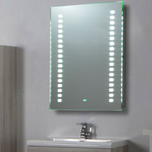 bathroom mirrors with led lights. LED Lighted Vanity Bathroom Mirror With Motion Sensor Switch And Demister Pad Fldj60130d Mirrors Led Lights