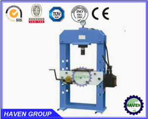 High Precision HP-S type hydraulic press machine with CE standrad pictures & photos