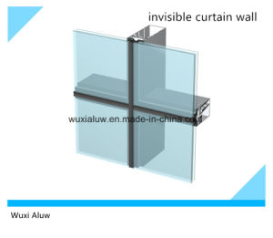 High Quality Invisible Curtain Wall