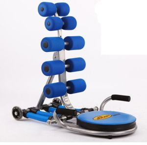 Twister Deluxe Abdominal Workout System with 4resistance Springs (TR-133-4)