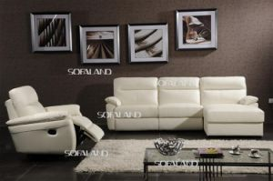 Import Leather Furniture Chaise Longue 739#