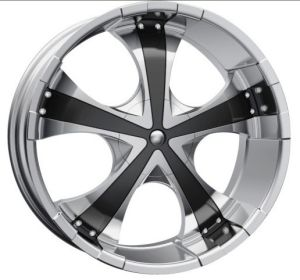 High Quality Deep Lip Alloy Wheel (5125) pictures & photos