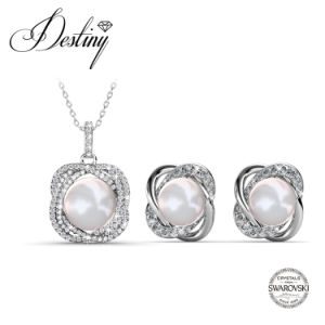f200b8790 China Destiny Jewellery Crystal From Swarovski Pearl Set Pendant and ...