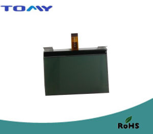 Stn LCD Auto Display with Gray Background