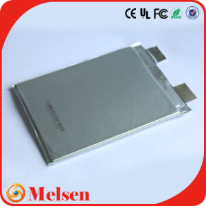 Lithium Battery 3.2V Nominal Voltage and LiFePO4 Technology Type LFP 3.2V Softpack Punch Batt Cells pictures & photos
