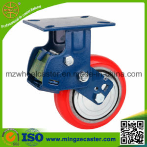 Industrial Medium Heavy Duty Shock Absorption Caster pictures & photos