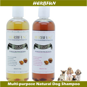 Natural Odour Removing Dog Bath Shampoo for Sensitive Skin and Dry Skin