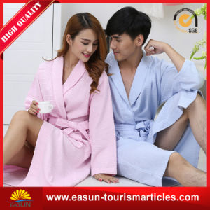 Cotton Terry Bathrobe for Men pictures & photos