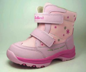 1578d9551dcb China Fashion Design Winter Warm Children Boots Comfortable Girl ...