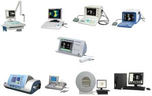 Ophthalmic Ultrasonic Pachymeter and Biometer pictures & photos