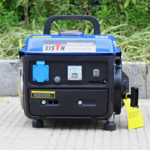 Bison 950 2 Stroke Recoil Starting Gasoline Mini Electric Generator pictures & photos