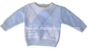 Lovely Short Velvet Sweater for Kids