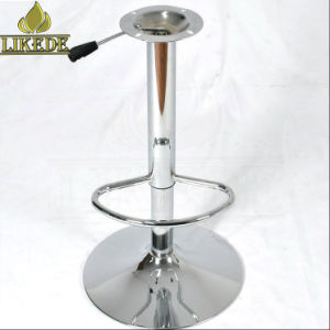 Fine Low Price Hot Sale Metal Bar Chair Stool Accessories Parts Leg Round Chrome Iron Bar Stool Base Lamtechconsult Wood Chair Design Ideas Lamtechconsultcom