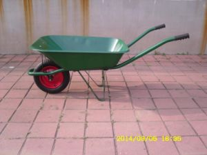 Inexpensive and Good Quality Wheel Barrow (for Africa and MID East)