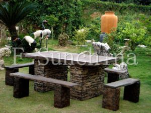 Artificial Stone Table