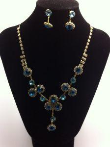 China Fashion Design Wedding Jewelry Sets Bridal Jewelry Sjsp 001