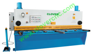 Hydraulic Guillotine Metal Sheet Shearing Machine (CL11Y-6X3200)