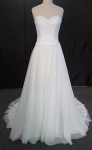Mermaid Bridal Gowns Mermaid Sleeves Custom Made Tony Wedding Dress pictures & photos