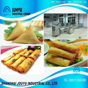 Spring Roll Process Production Line (JY60K+JY450)