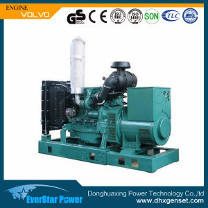 106kw Volvo Penta Engine (TAD532GE) Diesel Generator for Sale