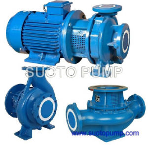 Close-Coupled End Suction Centrifugal Water Pump pictures & photos