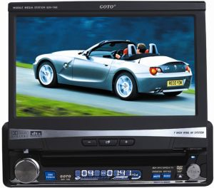 China Car DVD Player with in-dash 7-inch TFT Touch-Screen Monitor