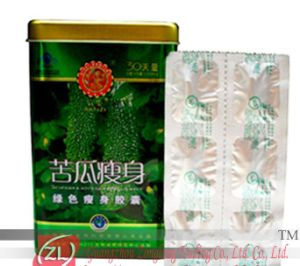 Xuanzi TM Bitter Melon Slimming Capsule pictures & photos