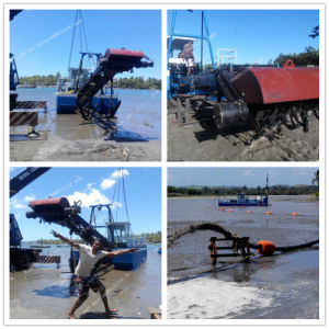 Cutter Suction Dredge, Sand Dredge for Sale pictures & photos