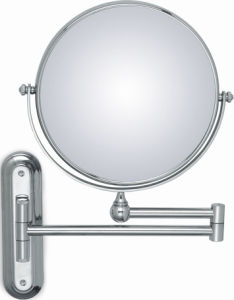 Extendable Toilet Make-Up Mirror (BF-1301)