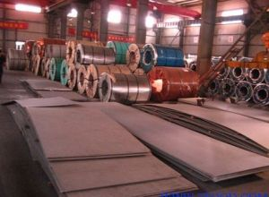 Hot Rolled Stainless Steel Sheet (201)