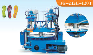 Vertical 2 Colors TPU Sole Machine (JG-212L)