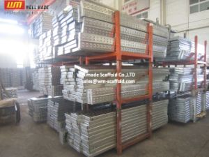 210mm Scaffolding Metal Deck Plank Building Scaffolding Boards pictures & photos