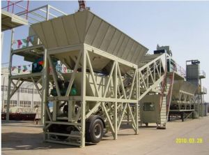Yhzs30 Concrete Batching Plant pictures & photos