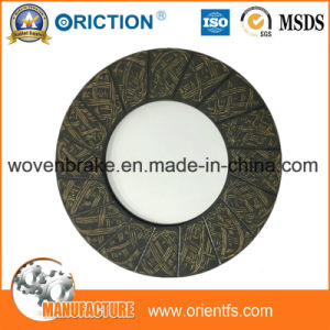 Friction Clutch Material Non-Asbestos Clutch Facing pictures & photos