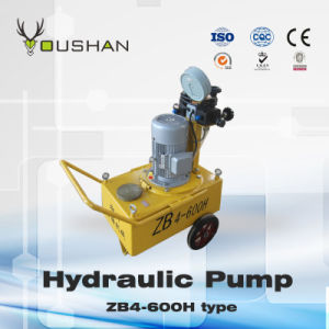 Super High Pressure Electric Oil Pump