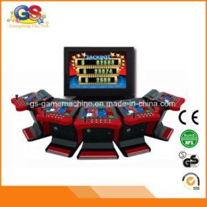 Casino Video Electronic Baccarat Blackjack Game Table Gambling Machine pictures & photos