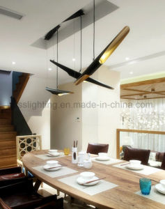 Modern Simple Pendant Lamps Fashion Hot Sale Bamboo Chandelier for Prejects pictures & photos