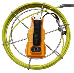 9 Inch Digital Monitor Sewer Drain Inspection Camera System pictures & photos