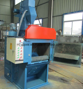 Q324 Blastrac Shot Blasting Machine pictures & photos