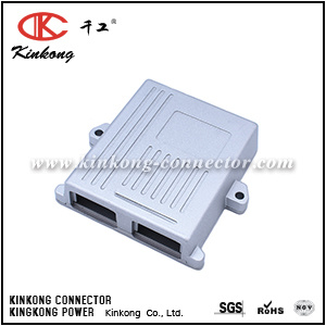 24 Pin Kinkong Automotive ECU PCB Aluminum Enclosure Box